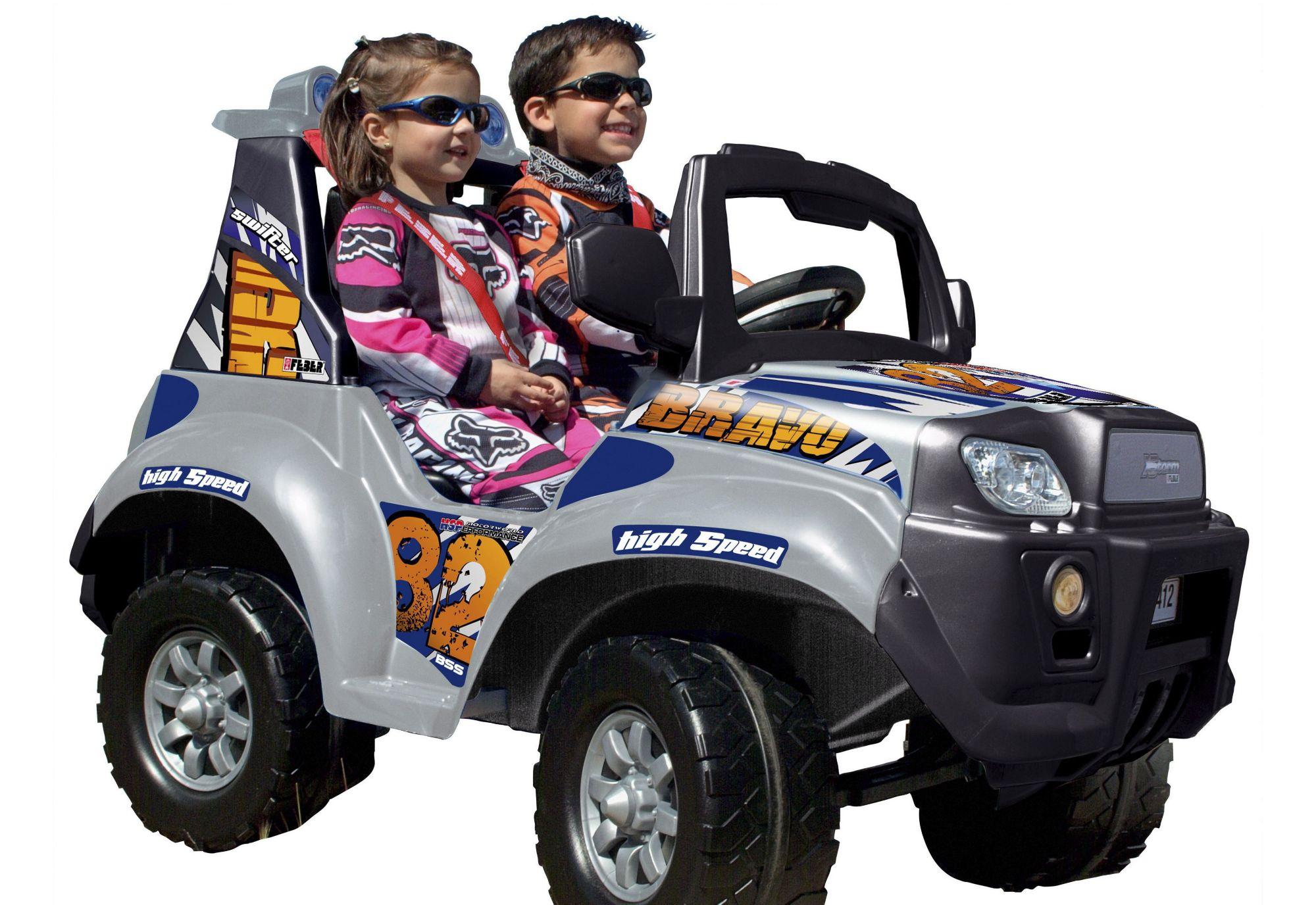 FEBER Elektro-Jeep, Feber, »X-Storm Bravo High Speed«
