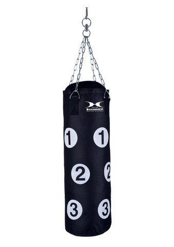 HAMMER Boxsack, Hammer®, »Sparring«, mit Trefferpunkten