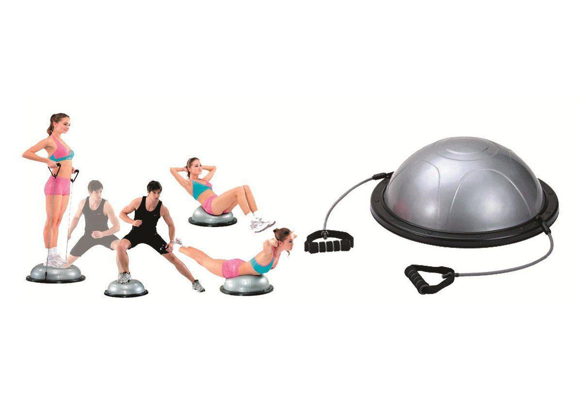 SPARTAN SPORT Balance Trainer, Spartan, silber-schwarz