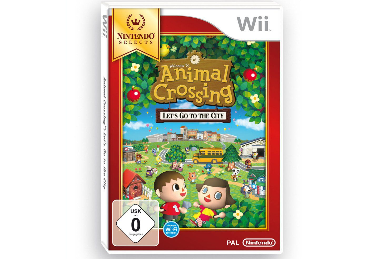 NINTENDO Animal Crossing: Let´s go to the City Selects