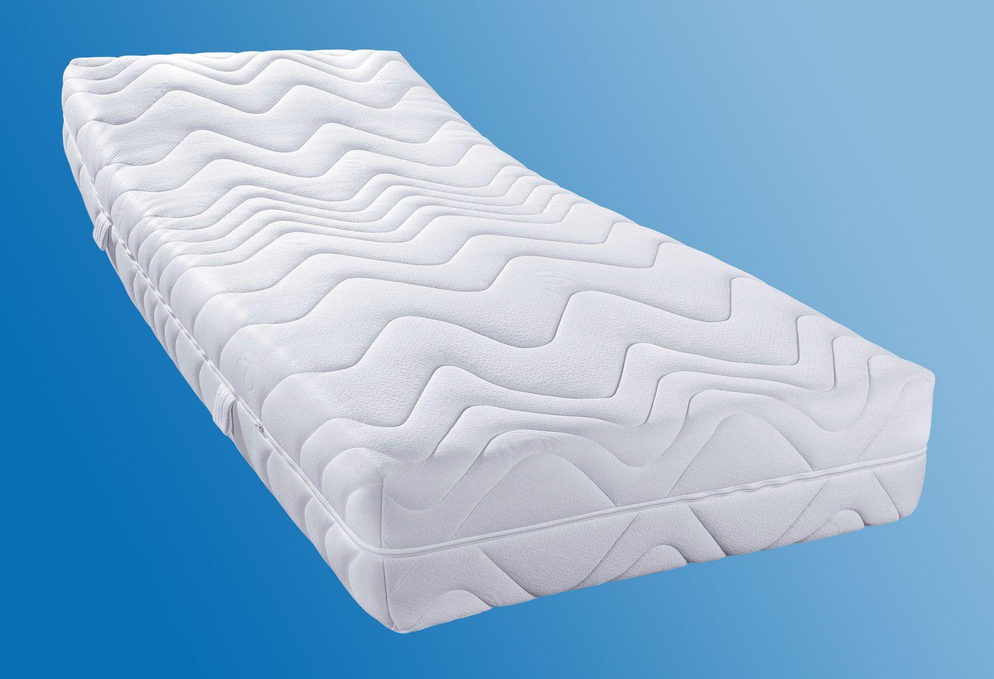BECO Komfortschaummatratze, »Luxuria KS«, BeCo, 20 cm hoch, Raumgewicht: 28