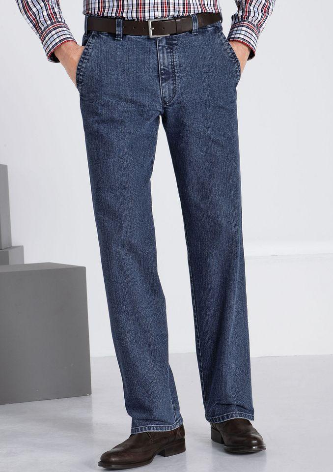 BRÜHL Brühl Traveller-Jeans in Stretch-Qualität