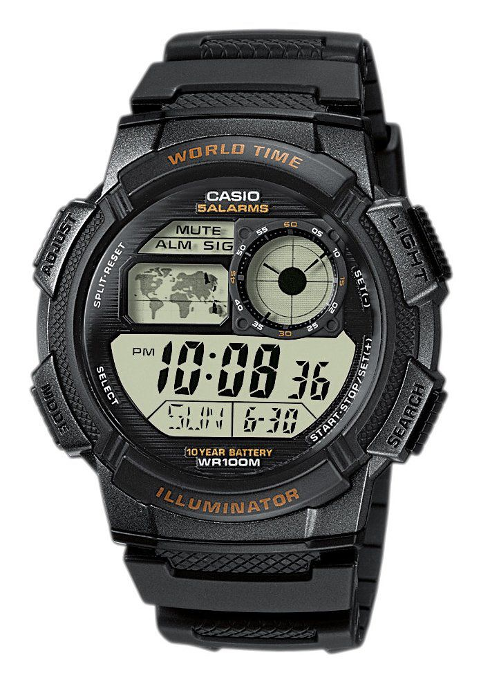 CASIO COLLECTION Casio Collection Chronograph »AE-1000W-1AVEF«