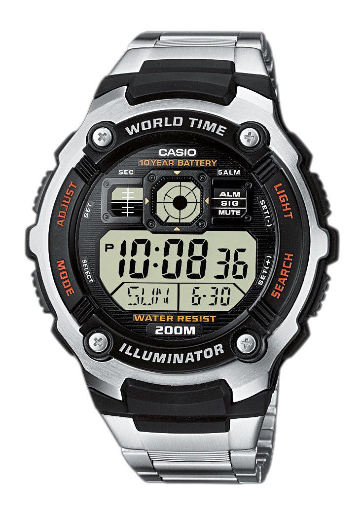 CASIO COLLECTION Casio Collection Chronograph »AE-2000WD-1AVEF«