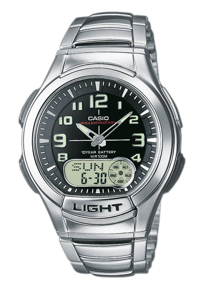 CASIO COLLECTION Casio Collection Chronograph »AQ-180WD-1BVES«