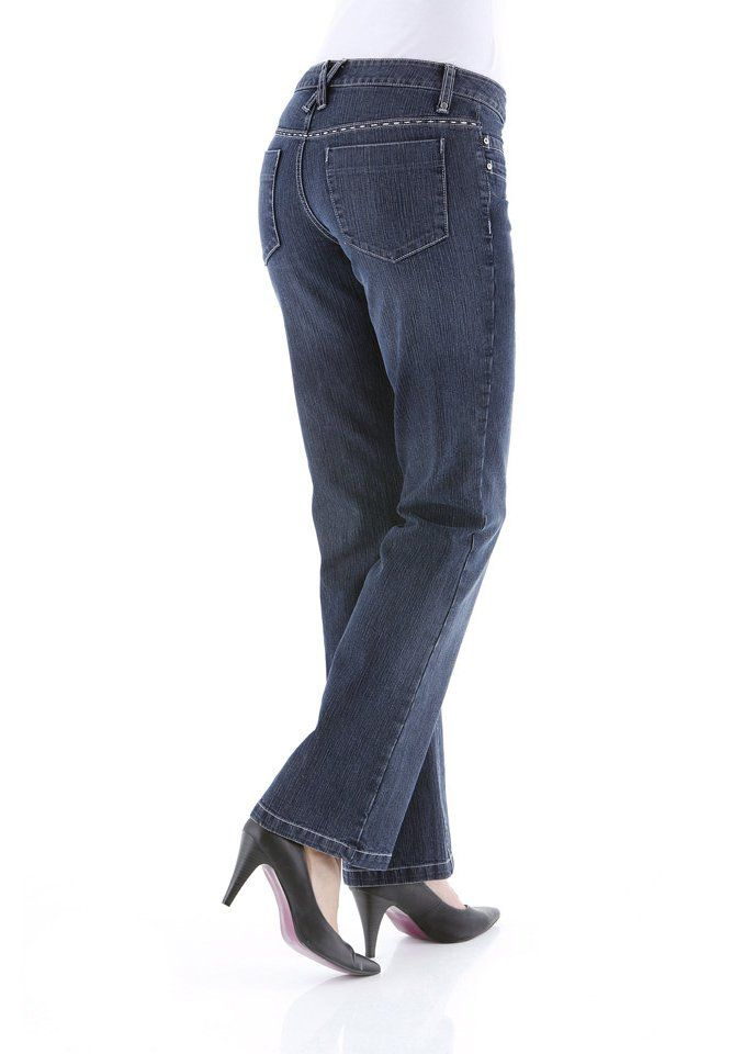 CHEER Cheer Bootcut-Jeans »Chris«