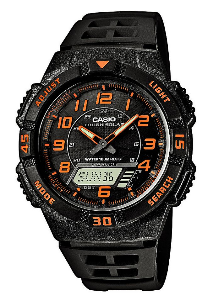 CASIO COLLECTION Casio Collection Chronograph »AQ-S800W-1B2VEF«