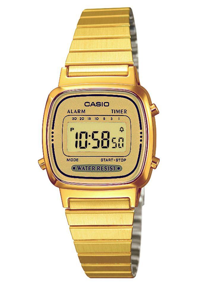 CASIO COLLECTION Casio Collection Chronograph »LA670WEGA-9EF«