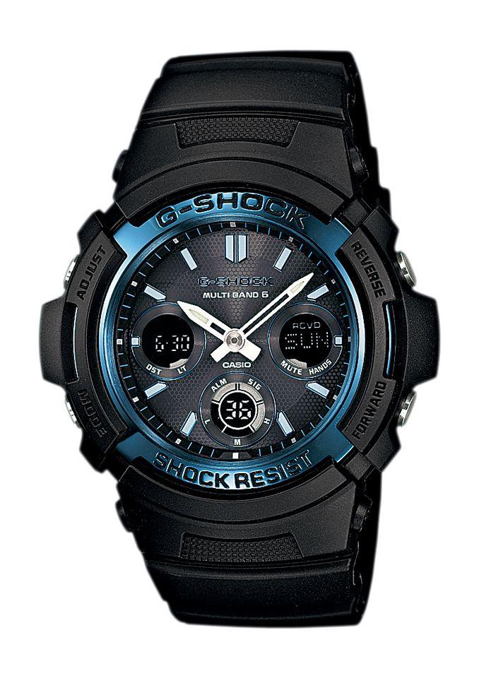 CASIO G SHOCK Casio G-Shock Funkchronograph »AWG-M100A-1AER«