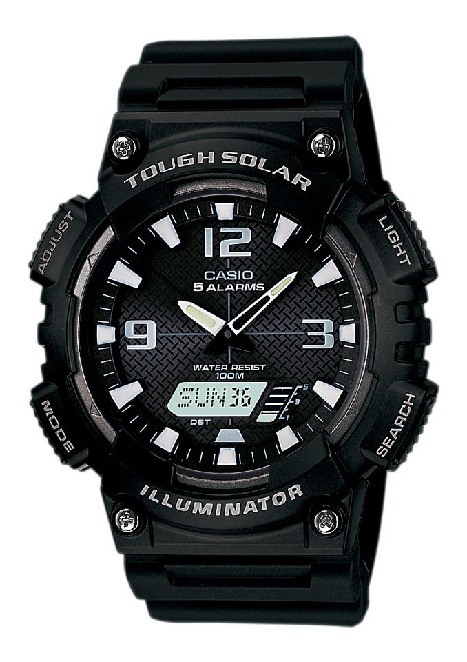 CASIO COLLECTION Casio Collection Chronograph »AQ-S810W-1BVEF«