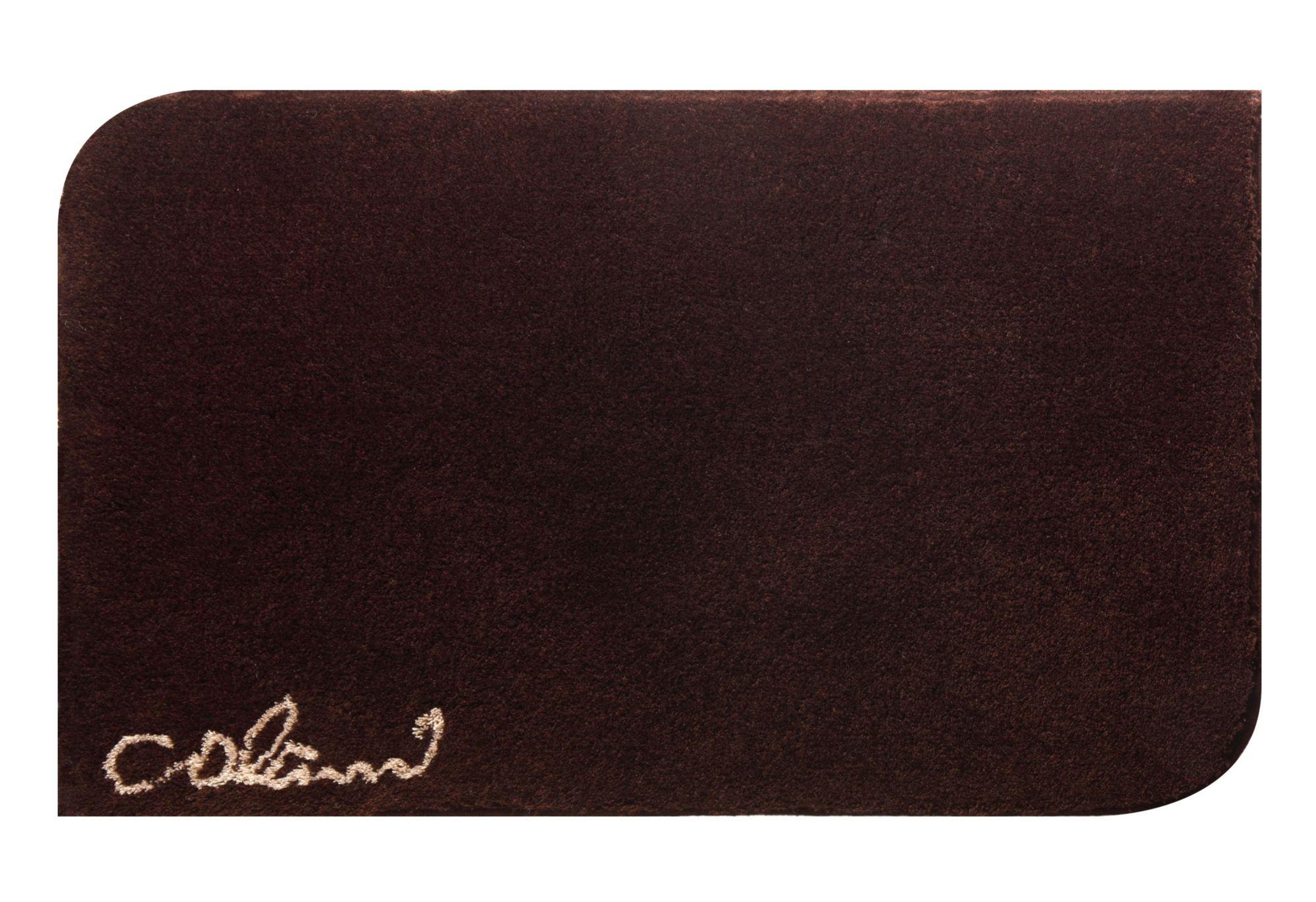 COLANI Badematte Colani,  »Colani 40«, Höhe ca. 24 mm, rutschhemmender Rücken, Grund