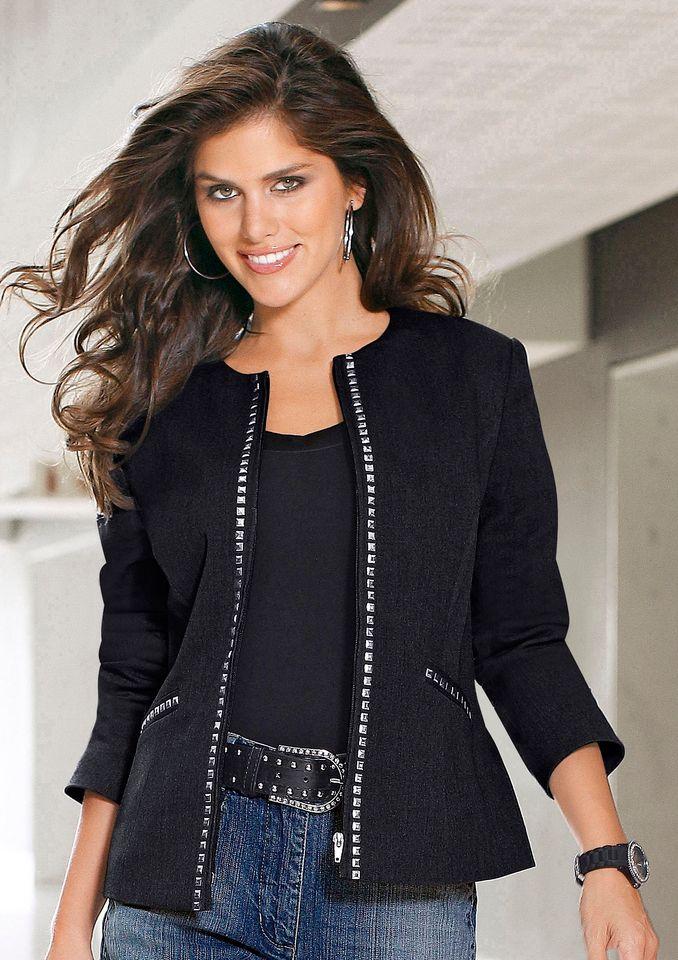 CLASSIC INSPIRATIONEN Classic Inspirationen Blazer im trendigen neuen Look