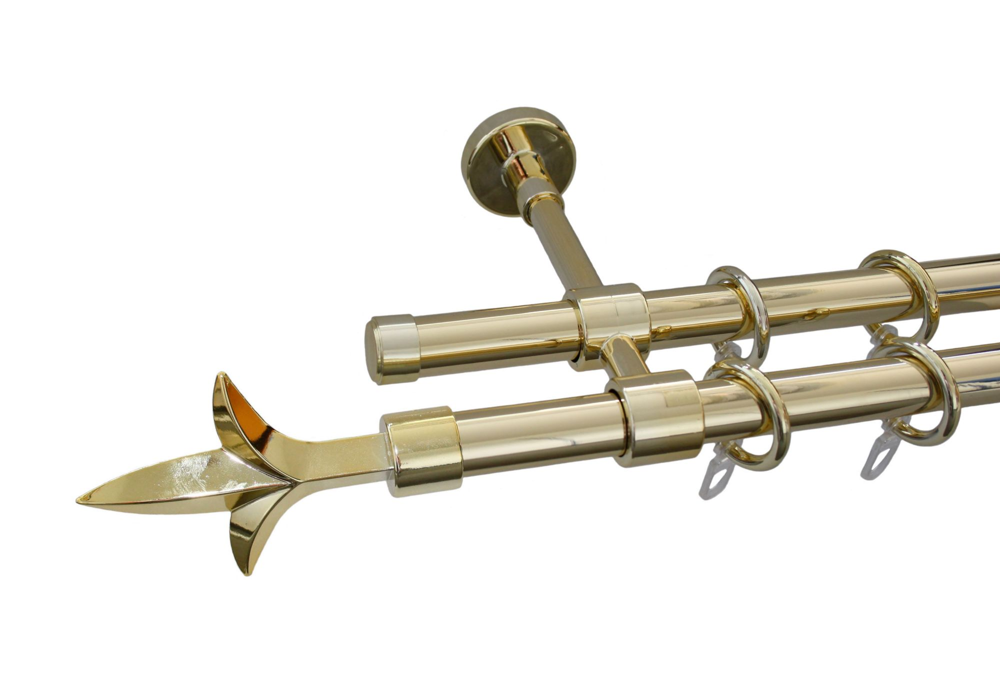 GARESA Gardinenstange »Lance ø 20 mm«, Garesa, nach Maß