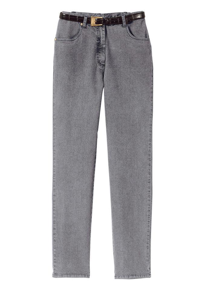 CLASSIC Classic Jeans mit komfortabler Leibhöhe