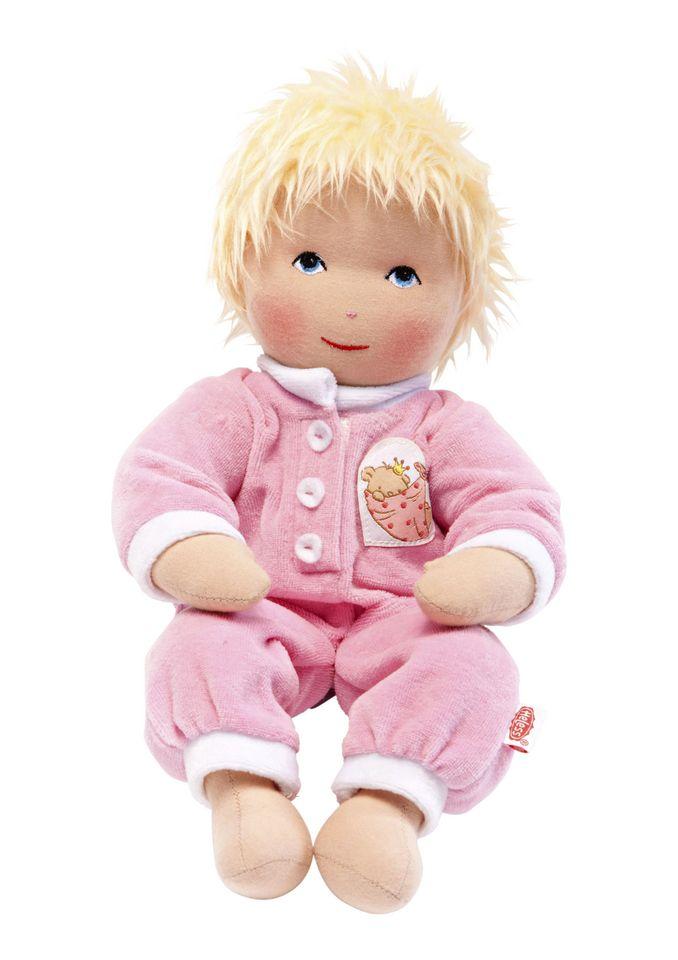 HELESS® Heless® Weichkörperpuppe Größe 32 cm o. 42 cm »Baby Lena«