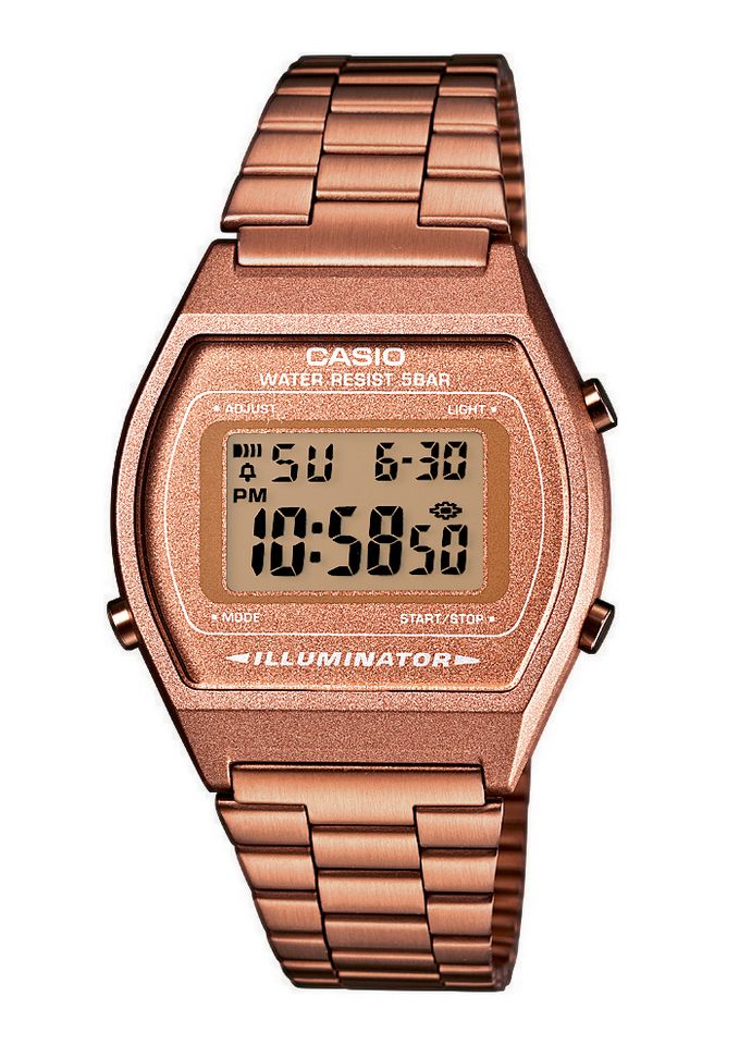 CASIO COLLECTION Casio Collection Chronograph »B640WC-5AEF«