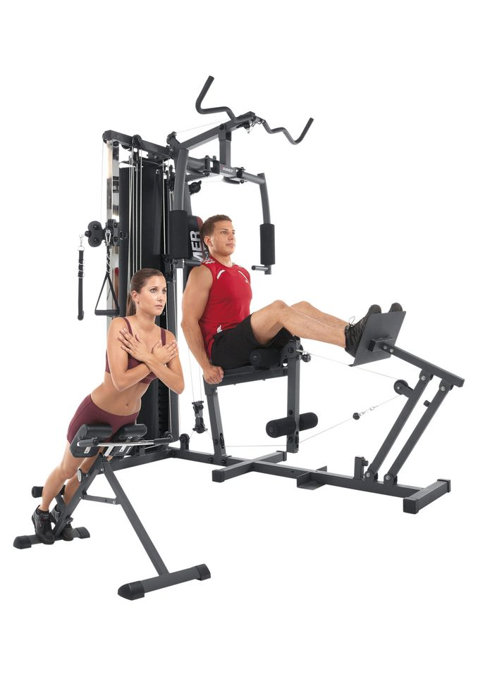 HAMMER Fitness-Station, »FERRUM TX4«, Hammer