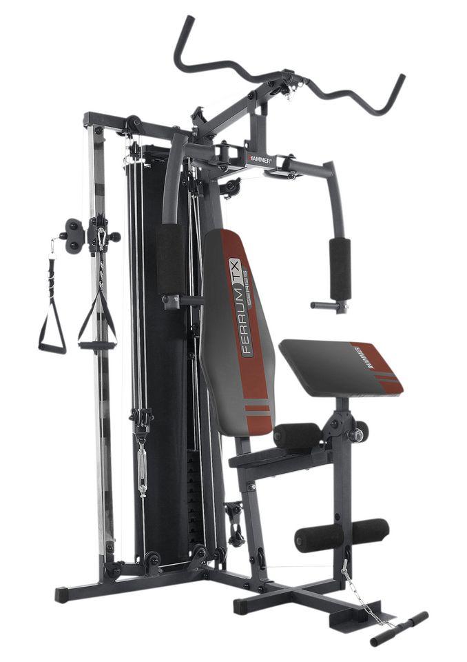 HAMMER Fitness-Station, »FERRUM TX2«, Hammer