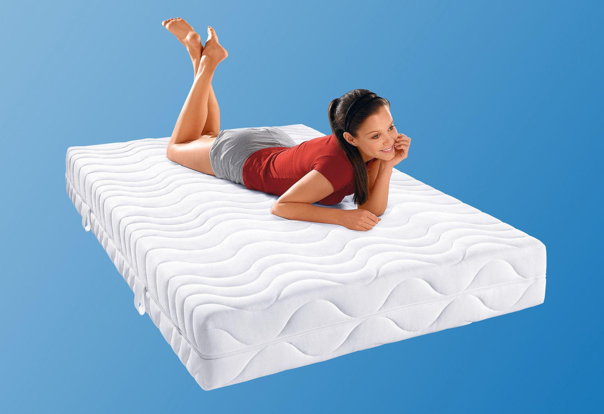 DREAM STAR Visco-Komfortschaummatratze, Dream Star, 20 cm hoch, Raumgewicht: 28