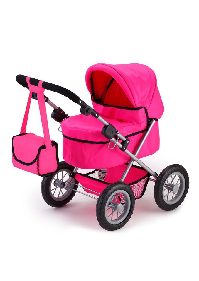 BAYER DESIGN Puppenwagen, Bayer Design, »Trendy«, pink