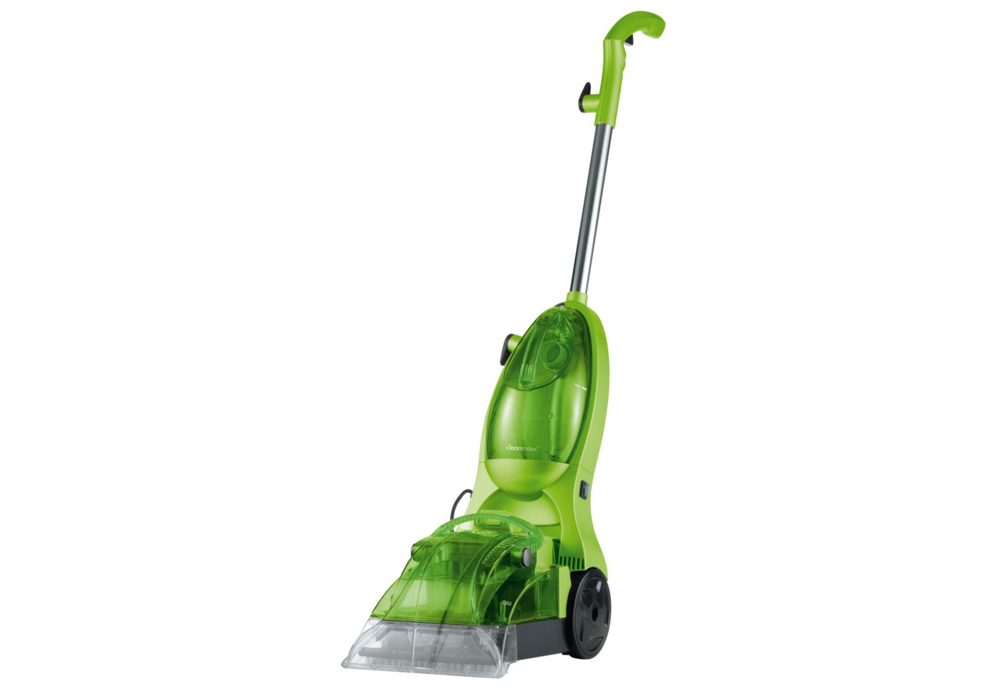 CLEAN MAXX cleanmaxx Teppichreiniger inkl. 500ml Teppichshampoo
