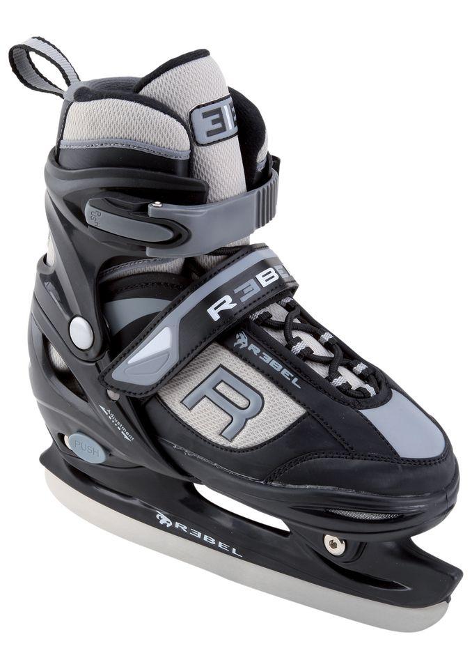 REBEL Schlittschuhe, Rebel, »Junior Ice-Skate Revolution«, unisex