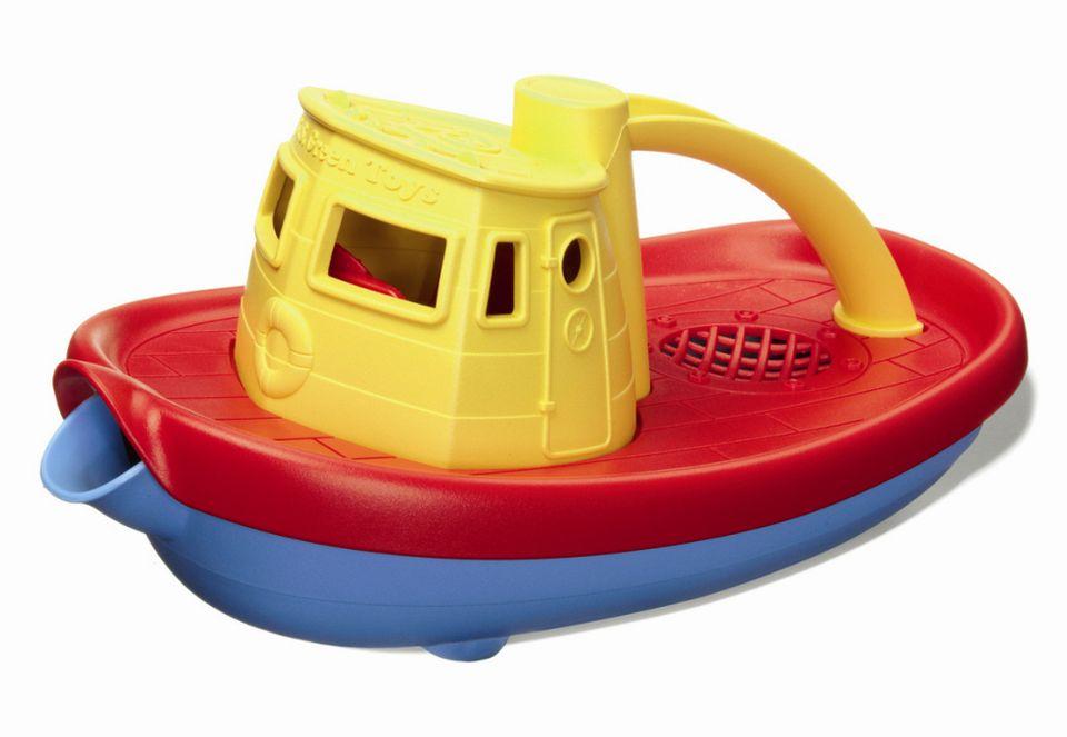 GREEN TOYS Green Toys Badespielzeug Schiff »Dampfschiff«