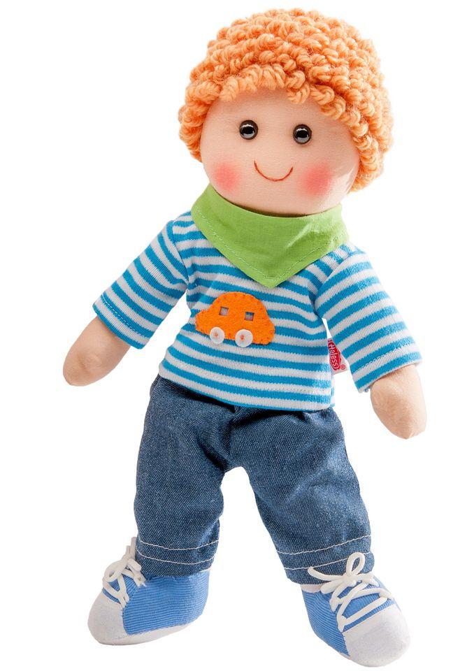 HELESS® Heless® Weichpuppe »Puppe Niki«, 32 cm