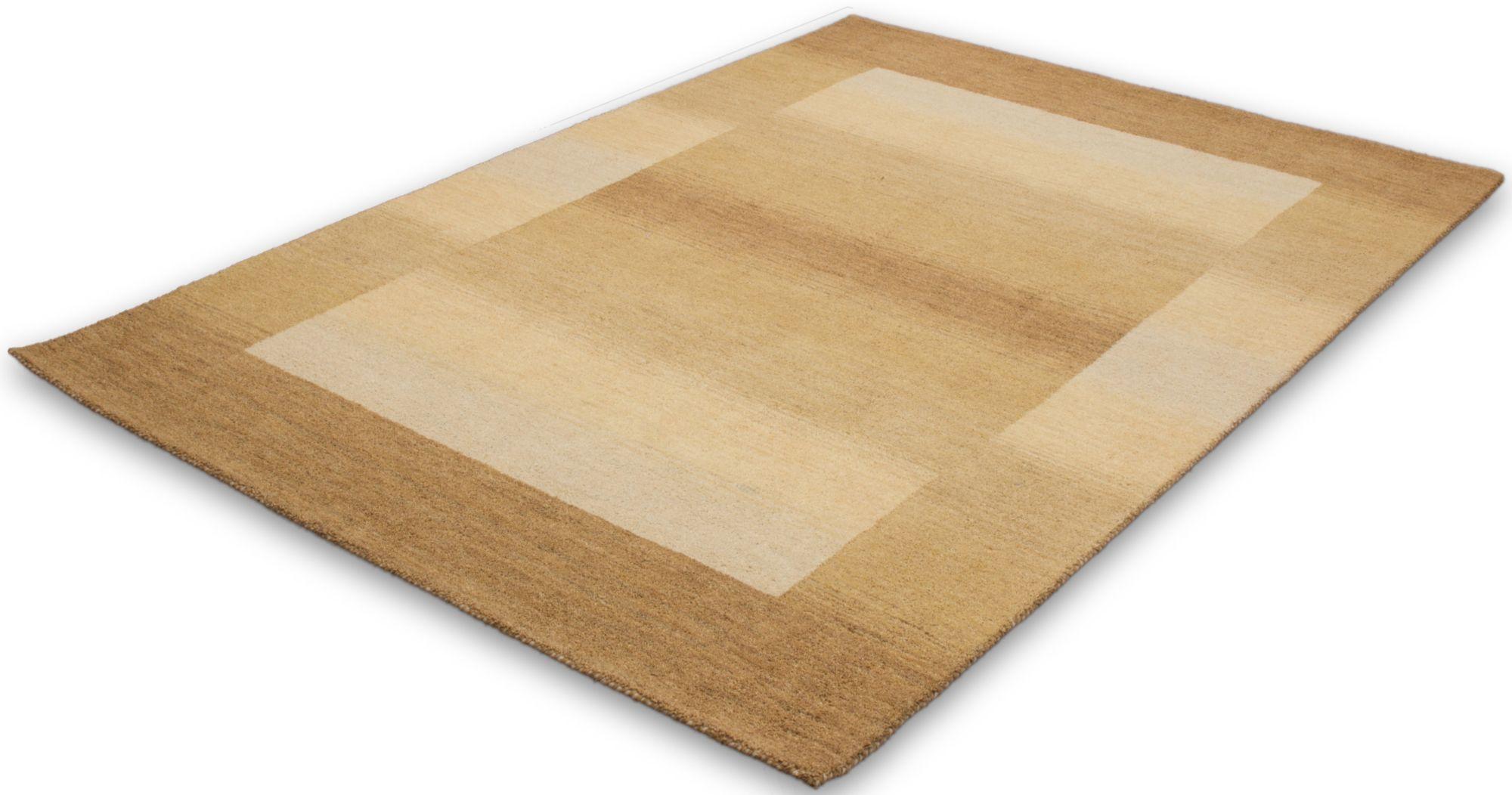 Teppich, Lalee, »Gabbeh 550«, handgewebt, reine Schurwolle