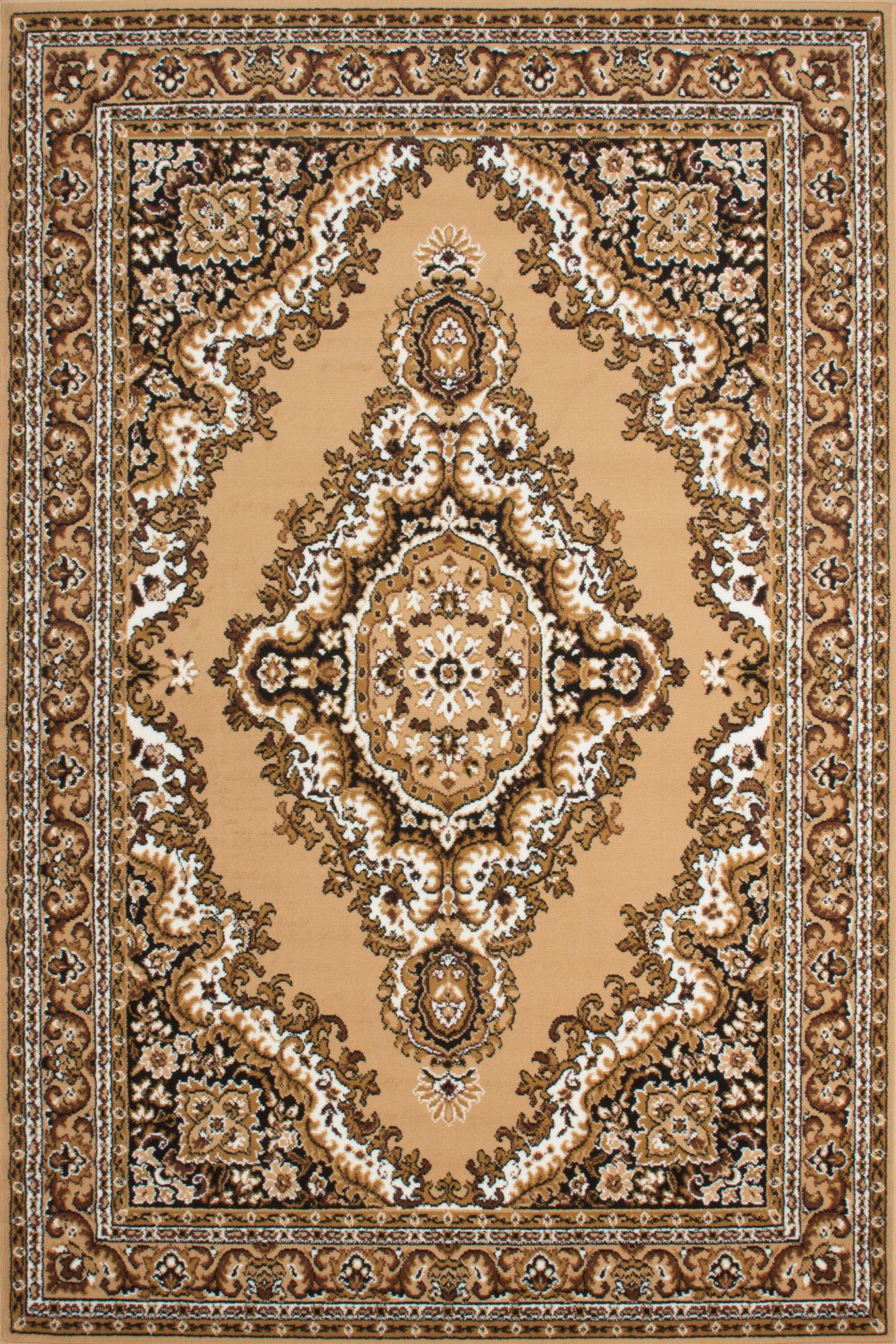 Orientteppich, »Sahara 102«, Lalee, rechteckig, Höhe 7 mm, maschinell gewebt
