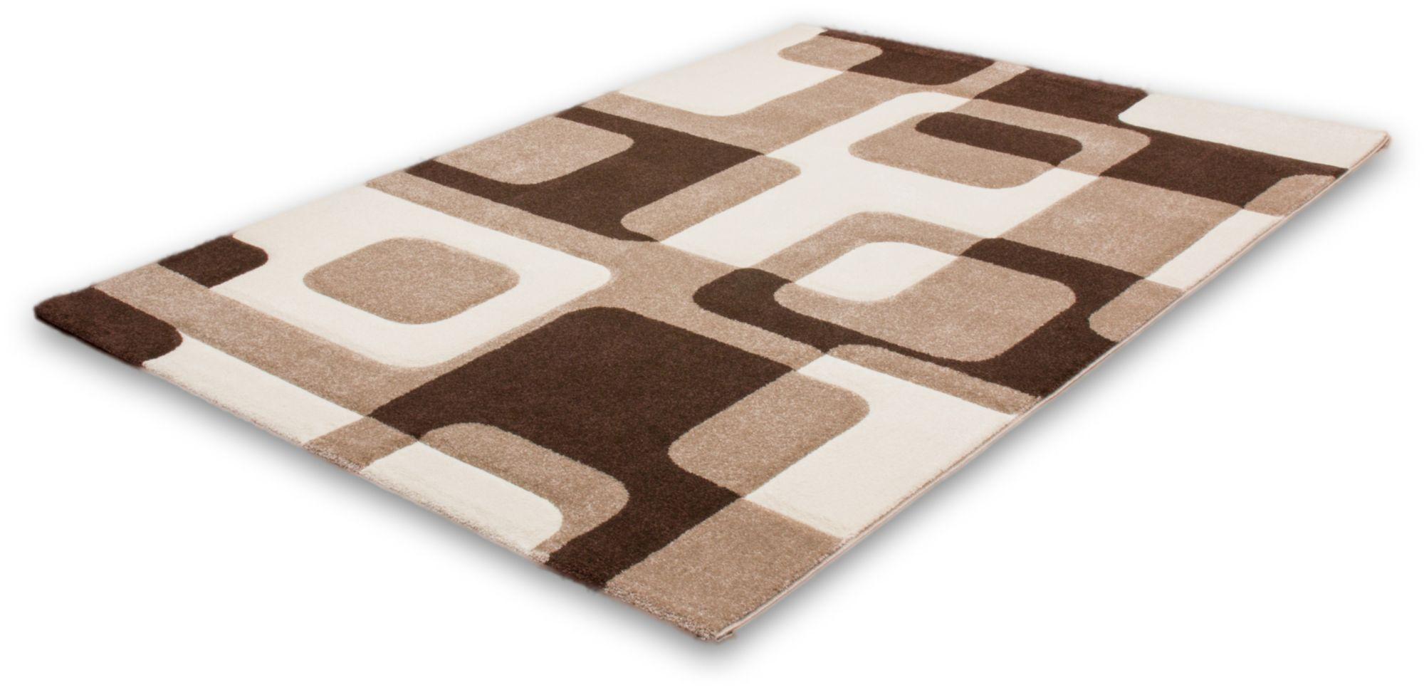 Teppich »Lambada«, Lalee, rechteckig, Höhe 20 mm, maschinell gewebt