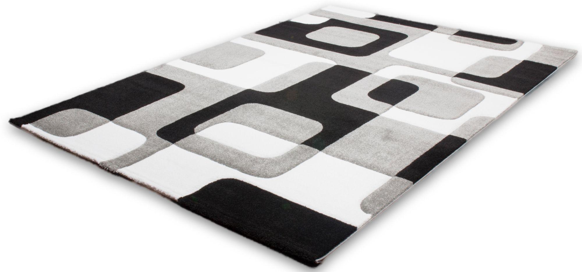 Teppich, »Lambada«, Lalee, rechteckig, Höhe 20 mm, maschinell gewebt