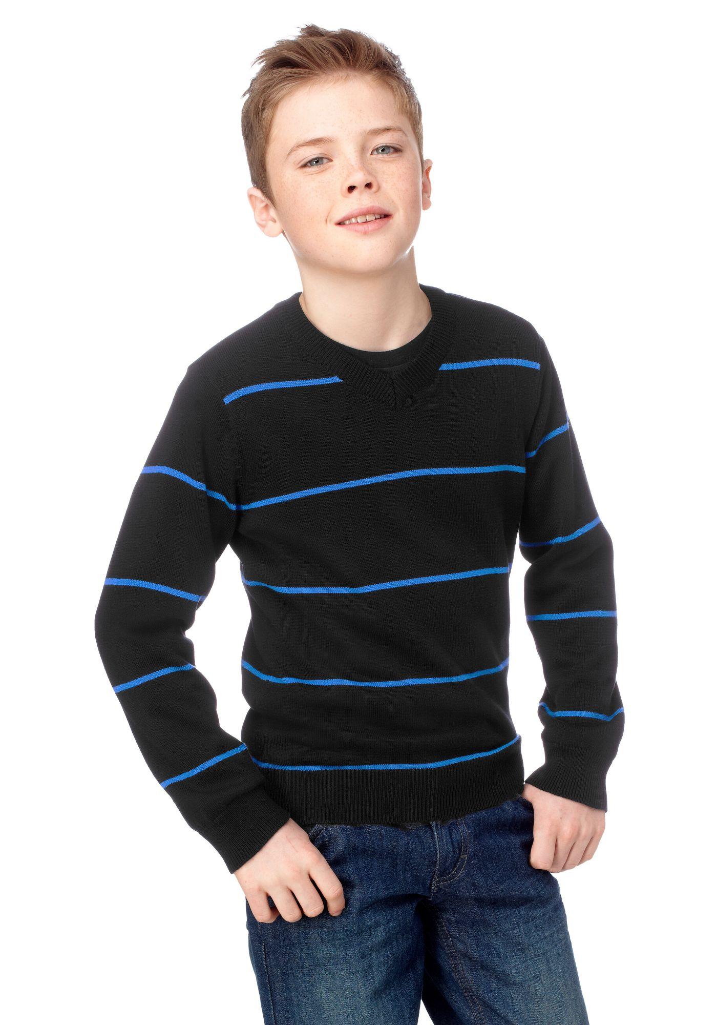 CFL  V-Ausschnitt-Pullover