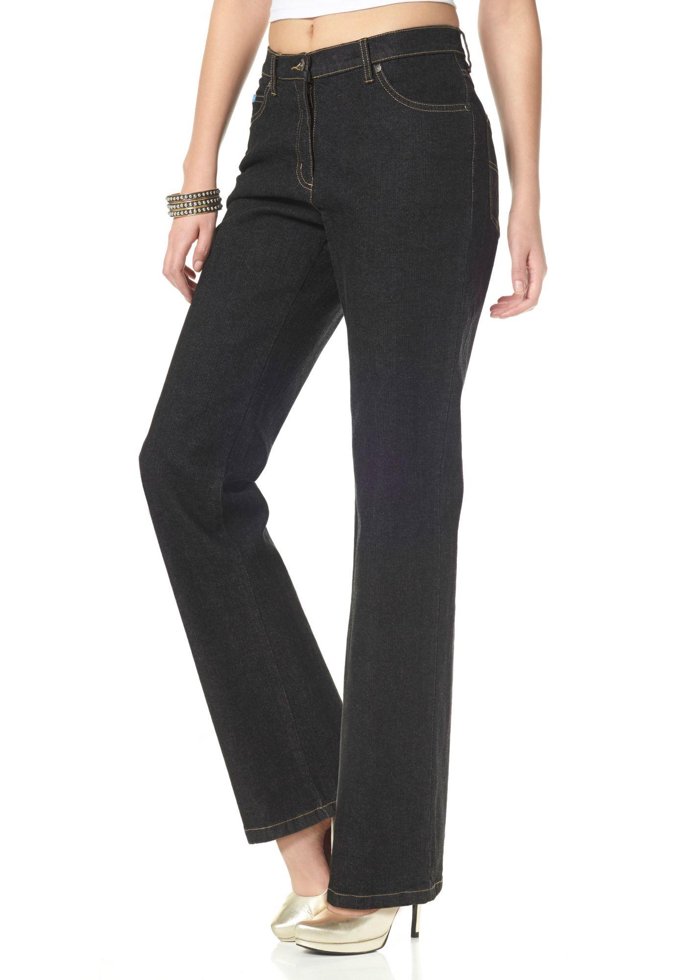 ARIZONA Arizona Gerade Jeans »Annett«