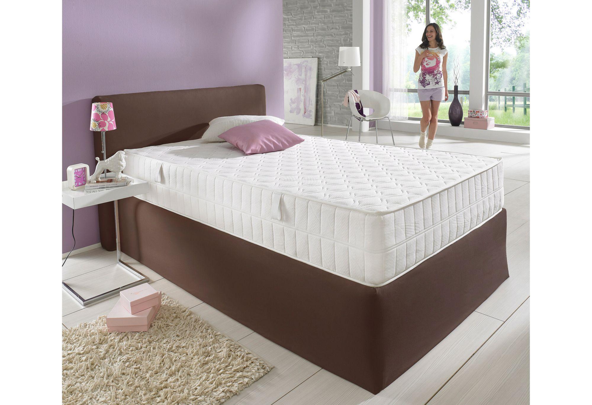 DI QUATTRO Komfortschaummatratze, »Airy Form Luxus«, Magniflex, 29 cm hoch, Raumgewicht: 28