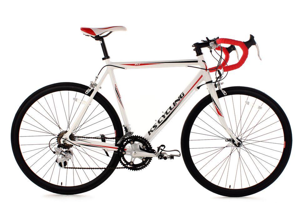 KS CYCLING Alu Rennrad, KS Cycling, »Euphoria«, 28 Zoll, SHIMANO 14-Gang-Kettenschaltung, Rennbremsen