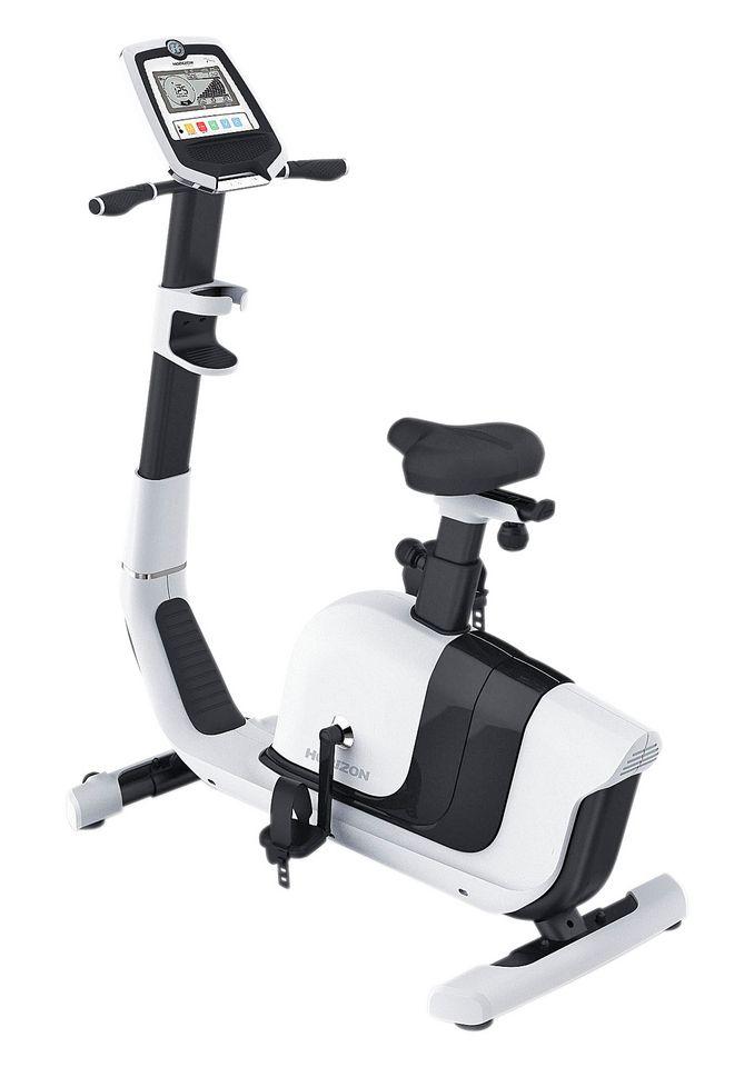 HORIZON FITNESS Ergometer, Horizon Fitness, »Comfort 5i«, Stiftung Warentest 01/2015 mit »GUT« (2,1)