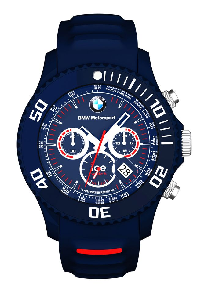 ICE WATCH ice-watch Chronograph »ICE-BMW-MOTORSPORT Big Big, BM.CH.DBE.BB.13«