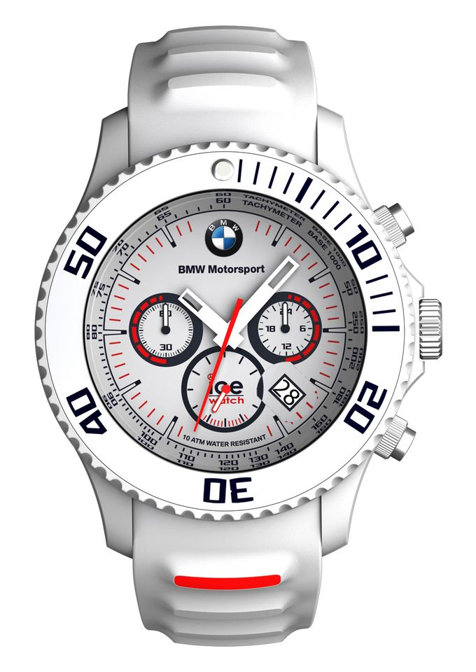 ICE WATCH ice-watch Chronograph »ICE-BMW-MOTORSPORT Big, BM.CH.WE.BB.S.13«