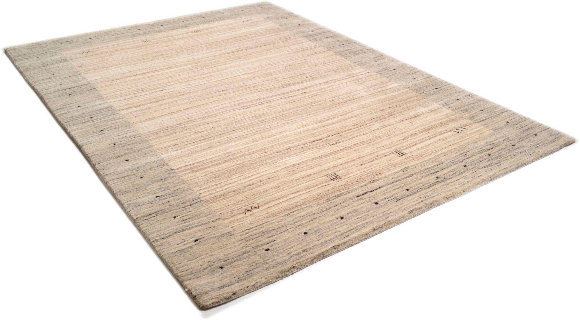 Orientteppich, »Lori Dream 1«, Theko, rechteckig, Höhe 17 mm, manuell geknüpft
