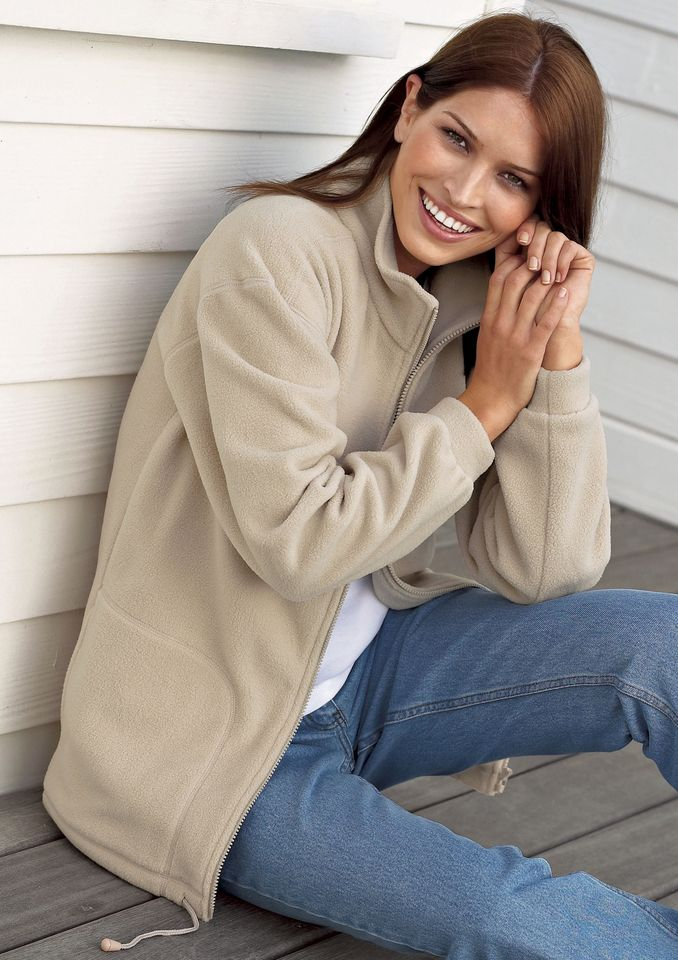 COLLECTION L Collection L. Fleece-Jacke