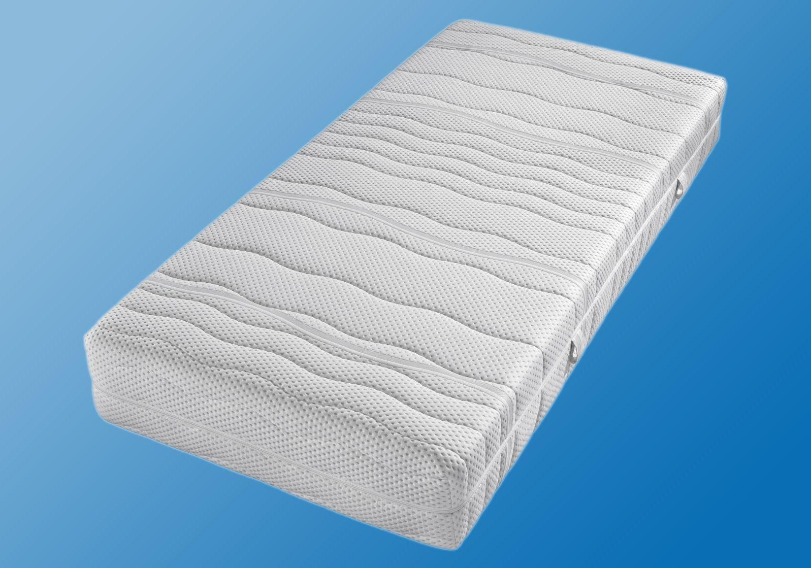 BECO Komfortschaummatratze, »KS 29 plus«, BeCo, 29 cm hoch, Raumgewicht: 35, extra hoch mit festem Rand für ein leichtes Aufstehen