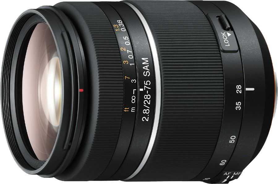 SONY 28-75 mm F2,8 SAM (SAL-2875)