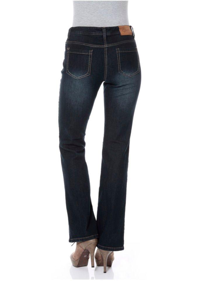 CHEER Cheer Bootcut-Jeans »Steffi«