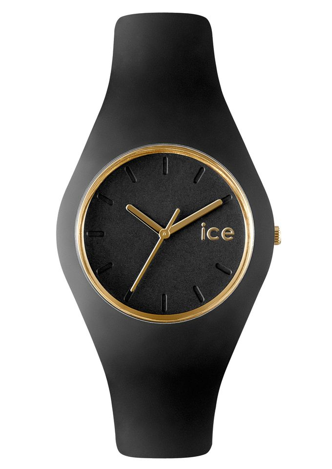 ICE WATCH ice-watch Quarzuhr »ICE-GLAM Black, ICE.GL.BK.U.S.13«