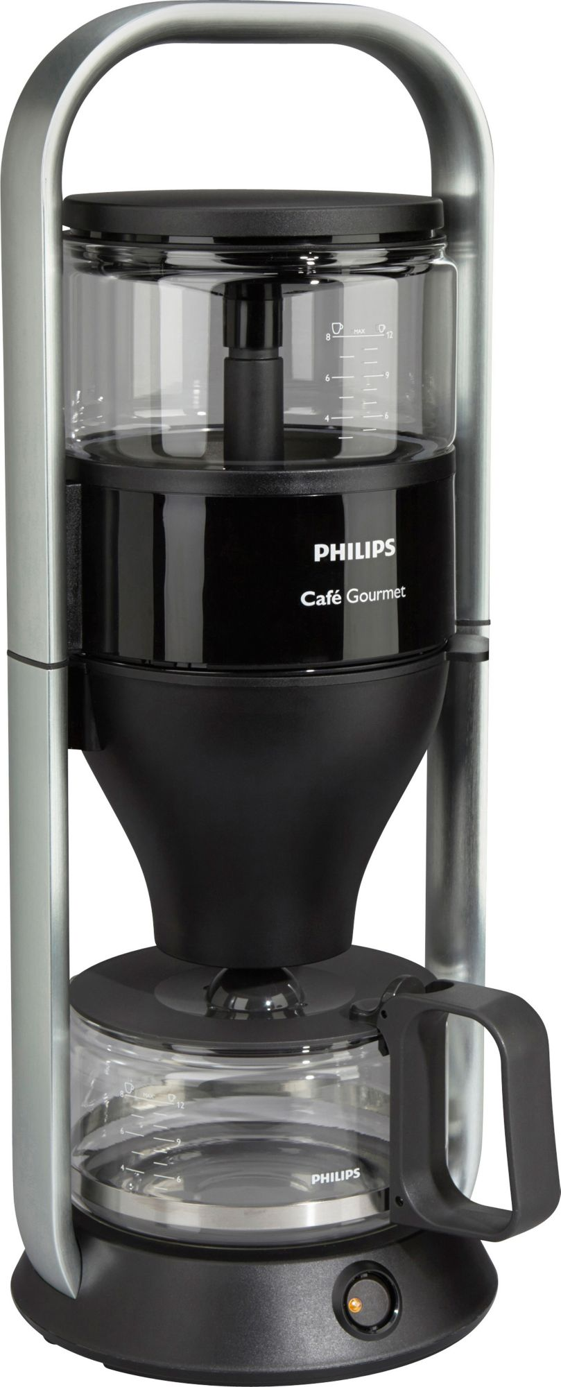 philips kaffeemaschine hd540760 new caf gourmet schwab. Black Bedroom Furniture Sets. Home Design Ideas