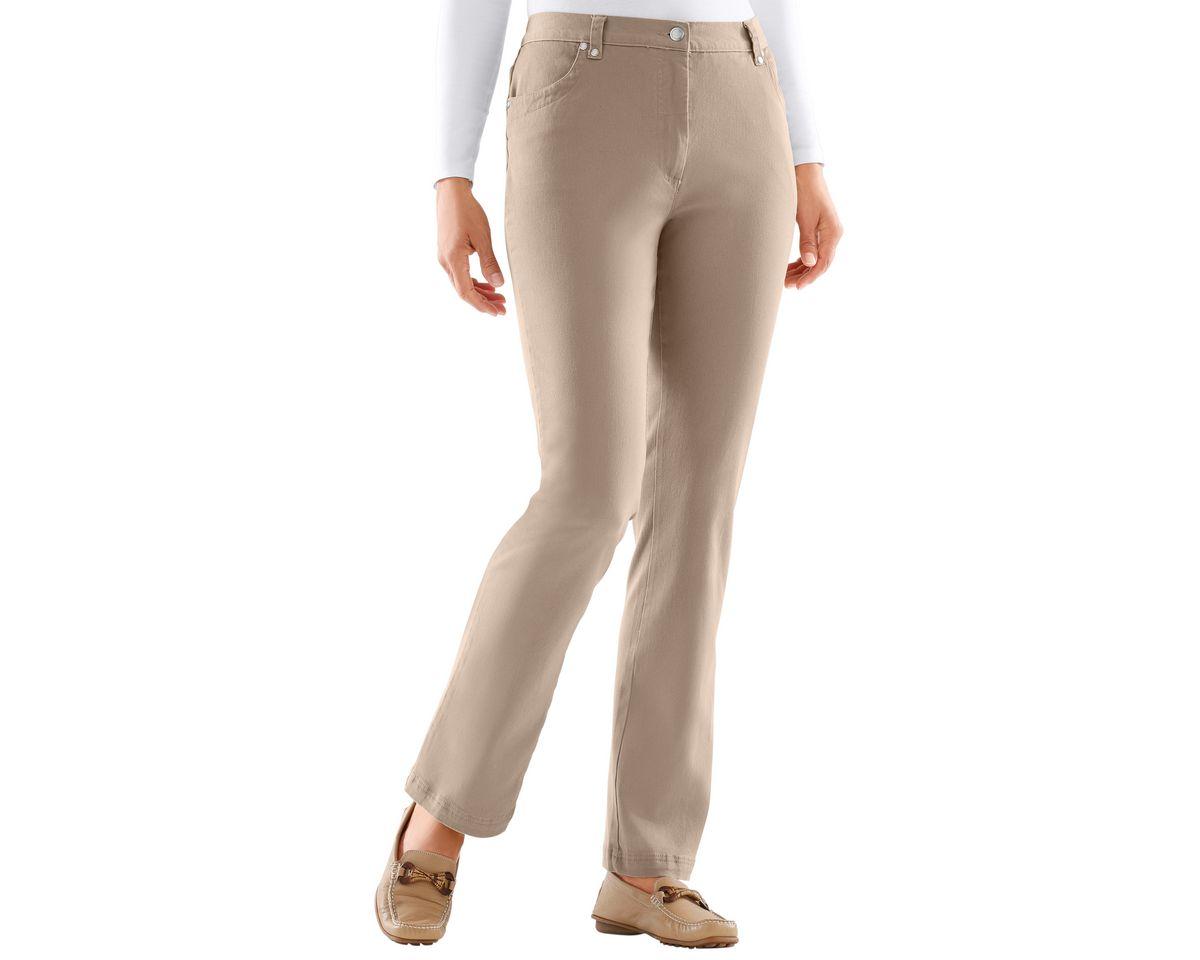 Lady Jeans mit rückwärtigem Dehnbund