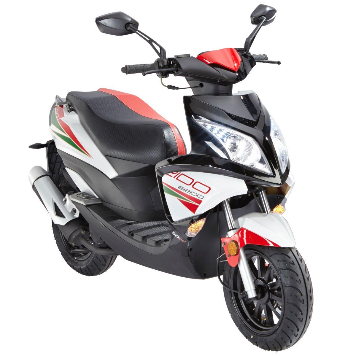 Gt Union Motorroller »Force 50 ccm«