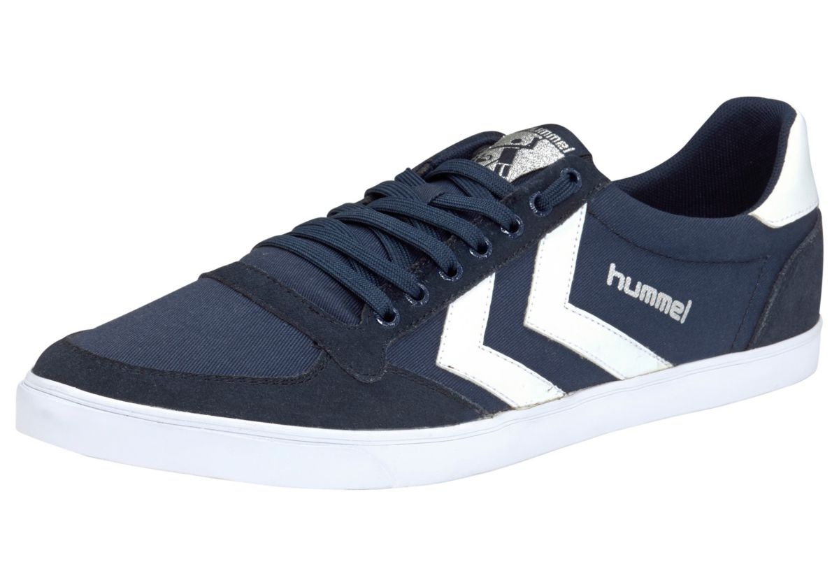 Hummel Sneaker  Slimmer Stadil Canvas Low  Preisvergleich