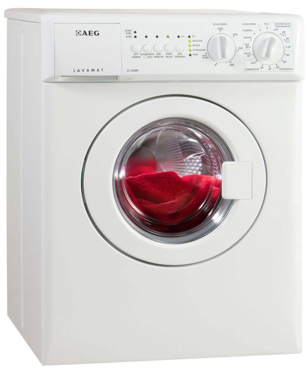 AEG Waschmaschine LAVAMAT LC53500, 3 kg, 1300 U...